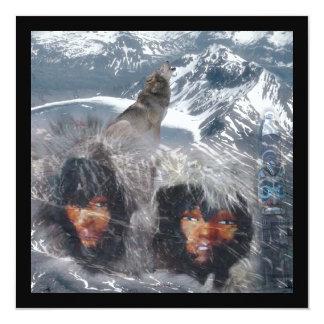 Native Spirit in Alaska Card