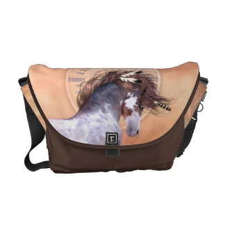Native Spirit Rickshaw Messenger Bag