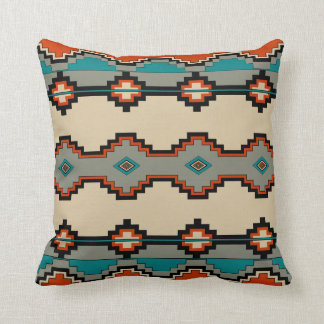 Native Spirit Throw Pillow