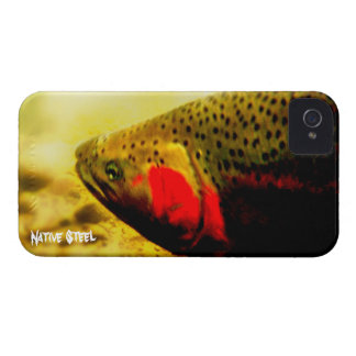 Native steelhead iPhone 4 covers