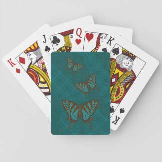 Native Swallowtail Classic Playing Cards