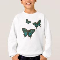 Native Swallowtail Kid's and Baby Light Shirt