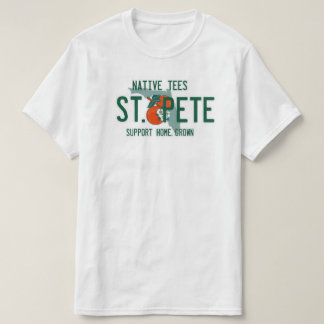 Native Tees License Plate