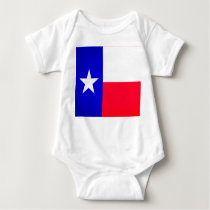 Native Texas One Piece for Baby Baby Bodysuit