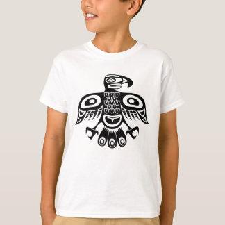 Native totem bird T-Shirt