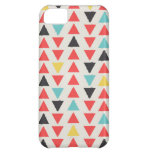 NATIVE TRIANGLES DESIGN COVER FOR iPhone 5C