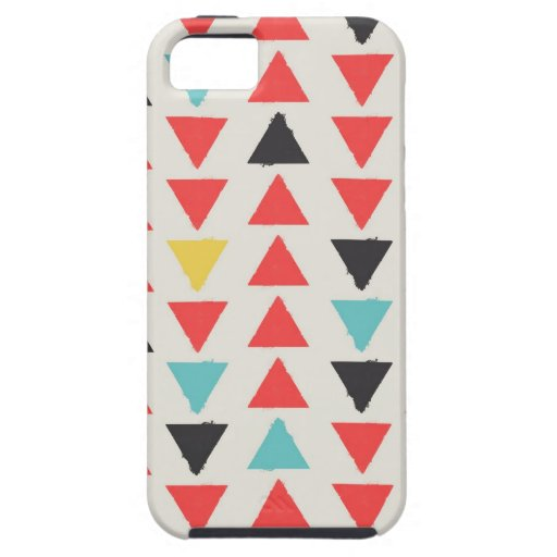 NATIVE TRIANGLES DESIGN iPhone 5 COVERS