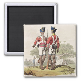 Native Troops in the East India Company's Service: Magnet
