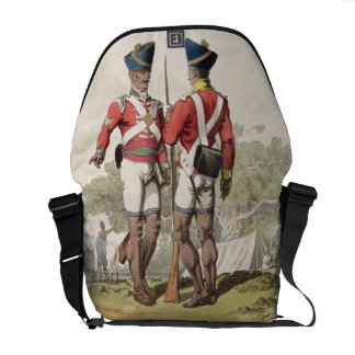 Native Troops in the East India Company's Service: Messenger Bag