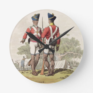 Native Troops in the East India Company's Service: Round Clock