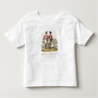 Native Troops in the East India Company's Service: Toddler T-shirt