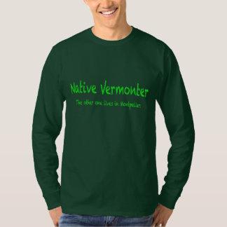 Native Vermonter T-Shirt