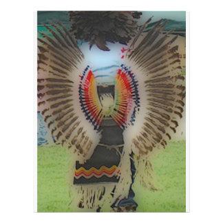 'Native War Wings' Flyer