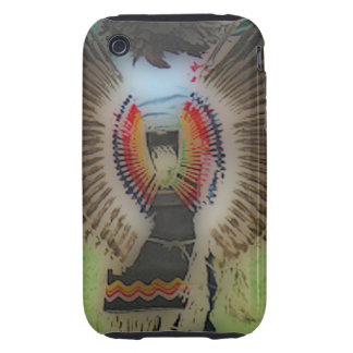 'Native War Wings' Tough iPhone 3 Cases