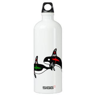 Native Whales SIGG Traveler 1.0L Water Bottle