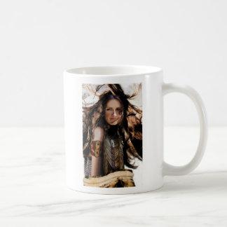 Native Winds Classic White Coffee Mug