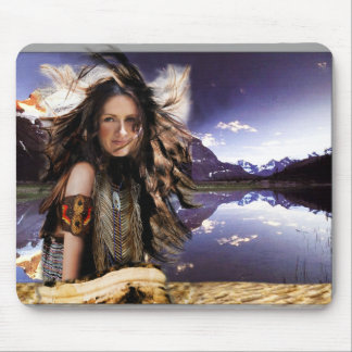Native Winds Mouse Pad