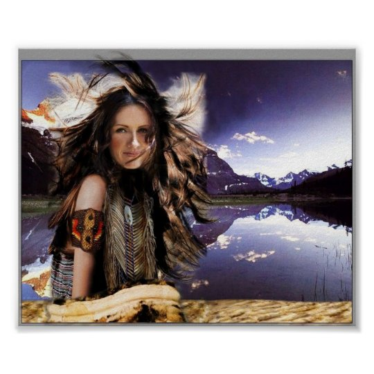 Native Winds Poster