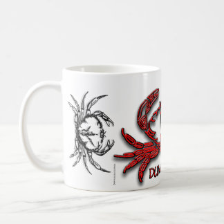 Native-word, Crab 3D, Crab 3D Mug