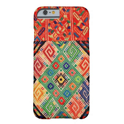 Native Woven Textile iPhone 6 Case