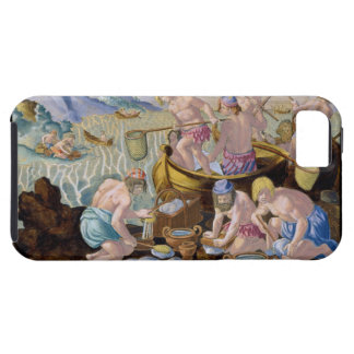 Natives Fishing for Giant Clams on the Indus, plat iPhone SE/5/5s Case