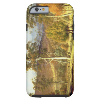 Natives in the Eucalypt Forest on Mills Plains, Pa iPhone 6 Case