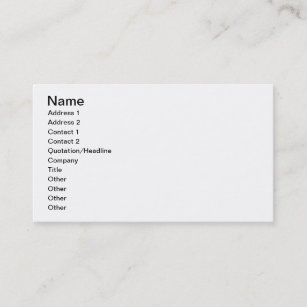 ruler business cards zazzle
