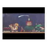 Natividad 1 tarjetas postales