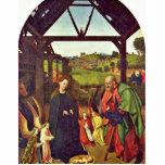 Natividad de Christus Petrus (la mejor calidad) Escultura Fotográfica
