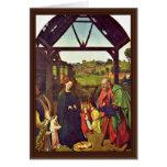 Natividad de Christus Petrus (la mejor calidad) Tarjetón
