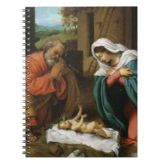 Natividad de Cristo Libreta
