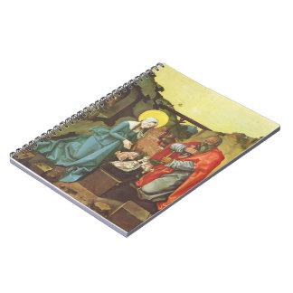 Natividad de Hans Baldung- Cuaderno