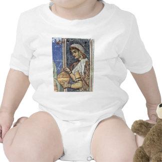 Natividad de Meister Von Nerezi (la mejor calidad) Trajes De Bebé