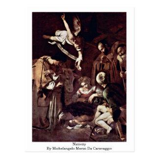 Natividad de Miguel Ángel Merisi DA Caravaggio Postales