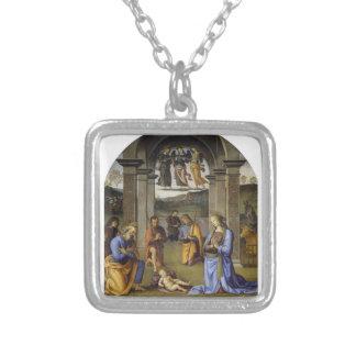 Natividad de Pedro Perugino- Grimpola Personalizada