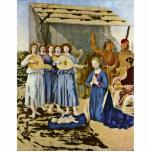 Natividad de Piero della Francesca (la mejor calid Escultura Fotográfica