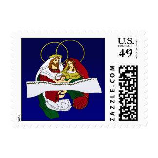 Natividad del navidad sello
