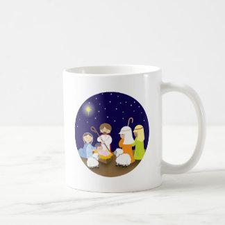 Natividad del señor taza de café