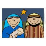 Natividad Felicitación
