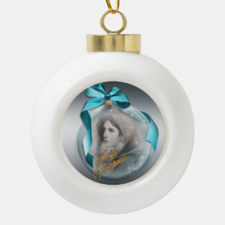 Natividad Madonna del navidad y ornamento del niño Adornos