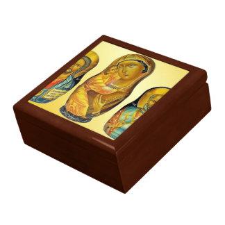 Natividad Matryoshkas Cajas De Joyas