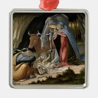 Natividad mística 1500 ornamento para arbol de navidad