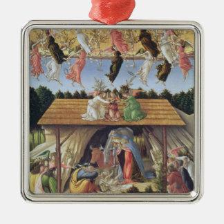 Natividad mística 1500 ornamentos de reyes