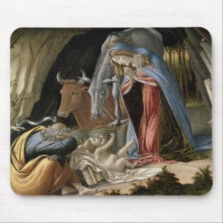 Natividad mística, 1500 tapete de raton