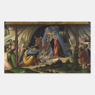 Natividad mística de Sandro Botticelli Etiquetas