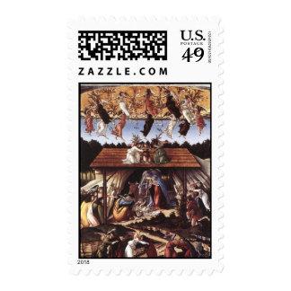 Natividad mística sello