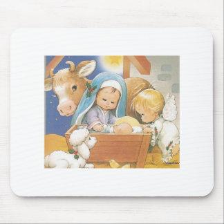 Natividad Alfombrilla De Ratones