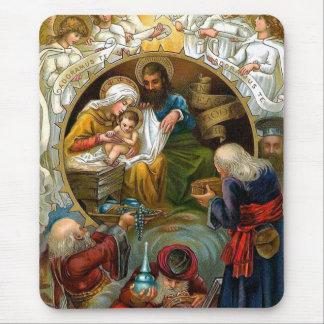 Natividad Tapetes De Raton