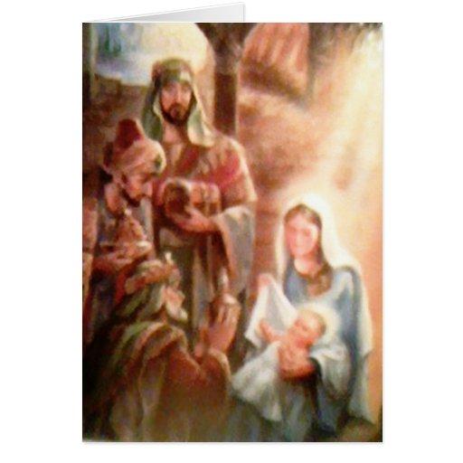 Natividad Tarjetas
