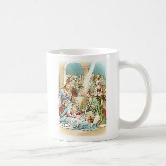 Natividad Taza Clásica
